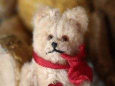 画像2: Antique Mini Berg Bear 4in/Austria (2)