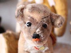 画像2: Antique Steiff Mopsy Pug/ヨーロッパ蚤の市 (2)