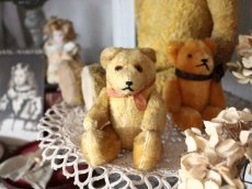 画像1: Antique Mini Bear 5in/Germany (1)
