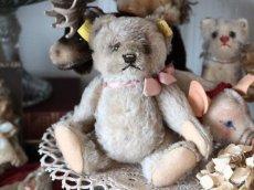 画像1: RARE!! Antique Steiff Jackie Baby Bear/ 蚤の市 (1)