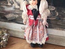 画像3: Papier mache doll (3)