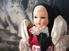 画像2: Papier mache doll (2)