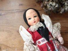 画像5: Papier mache doll (5)