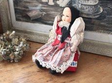 画像8: Papier mache doll (8)
