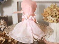 画像6: Nancy Ann Story Book Pink Dress/ナンシー アン ドール (6)