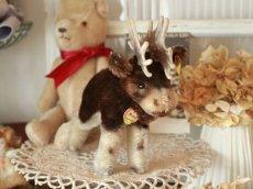 画像1: RARE!! RARE!! RARE!! Antique Steiff Moosy moose ヘラジカ/ 蚤の市 (1)