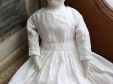 画像3: RARE! China Head Doll 10 1/2 in /クラシックスタイルヘッド (3)