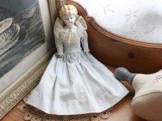 画像1: China Head Doll 9in /ジュエルショルダーヘッド (1)