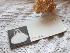 画像7: Nancy Ann Storybook Baby K&H Bisque Doll/Wood Cradle/Original Box/RARE Pamphlet /E (7)