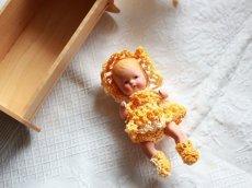 画像3: Nancy Ann Storybook Baby K&H Bisque Doll/Wood Cradle/Original Box/RARE Pamphlet /D (3)