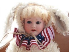 画像2: Yさま専用カートです。Bunny Doll/Otto Reinecke Head/12in/Germany (2)