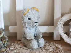 画像4: Le Jouet Paris Massy 6.5in /J.P.M. Bear/light blue&yellow/France (4)