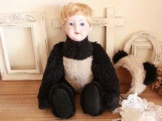 画像10: Panda Doll/Armand Marseille Head/15in/Germany (10)