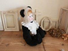 画像7: Panda Doll/Armand Marseille Head/15in/Germany (7)