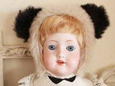 画像2: Panda Doll/Armand Marseille Head/15in/Germany (2)