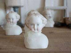 画像4: China shoulder head doll Ornament / 3 3/4in (4)