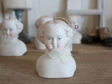 画像8: China shoulder head doll Ornament / 3 3/4in (8)