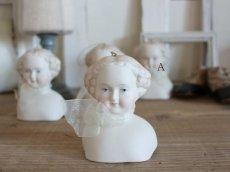 画像2: China shoulder head doll Ornament / 3 3/4in (2)