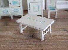 画像3: RARE!! Antique Doll House Furniture Kitchen SET (3)