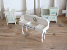 画像5: RARE!! Antique Doll House Furniture Kitchen SET (5)