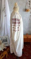 画像4: ウクライナ刺繍ワンピース (4)