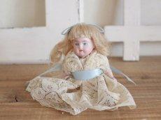 画像1: Kestner All Bisque Doll / 4/1/2 in  /  Germany (1)