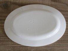 画像3: Maastricht窯 Petrus Regout Oval dish /Dolls Tableware (3)