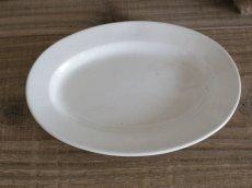 画像2: Maastricht窯 Petrus Regout Oval dish /Dolls Tableware (2)
