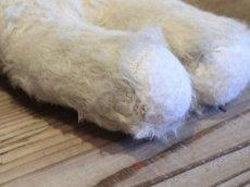 画像7: Antique White Bear / 8in /France (7)