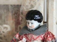 画像3: China Head Doll 9in / Germany (3)