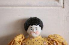 画像2: China Head Doll 9in / Germany (2)