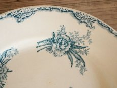 画像2: French Plate / 23cm /France (2)