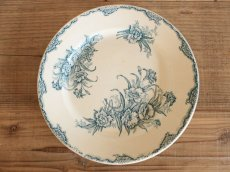 画像1: French Plate / 23cm /France (1)