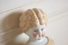 画像4: RARE!! Kestner leather body China Head Doll / 12.5in /Germany (4)