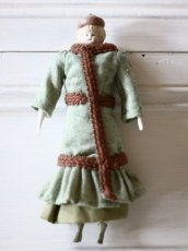 画像10: China head doll / Germany (10)