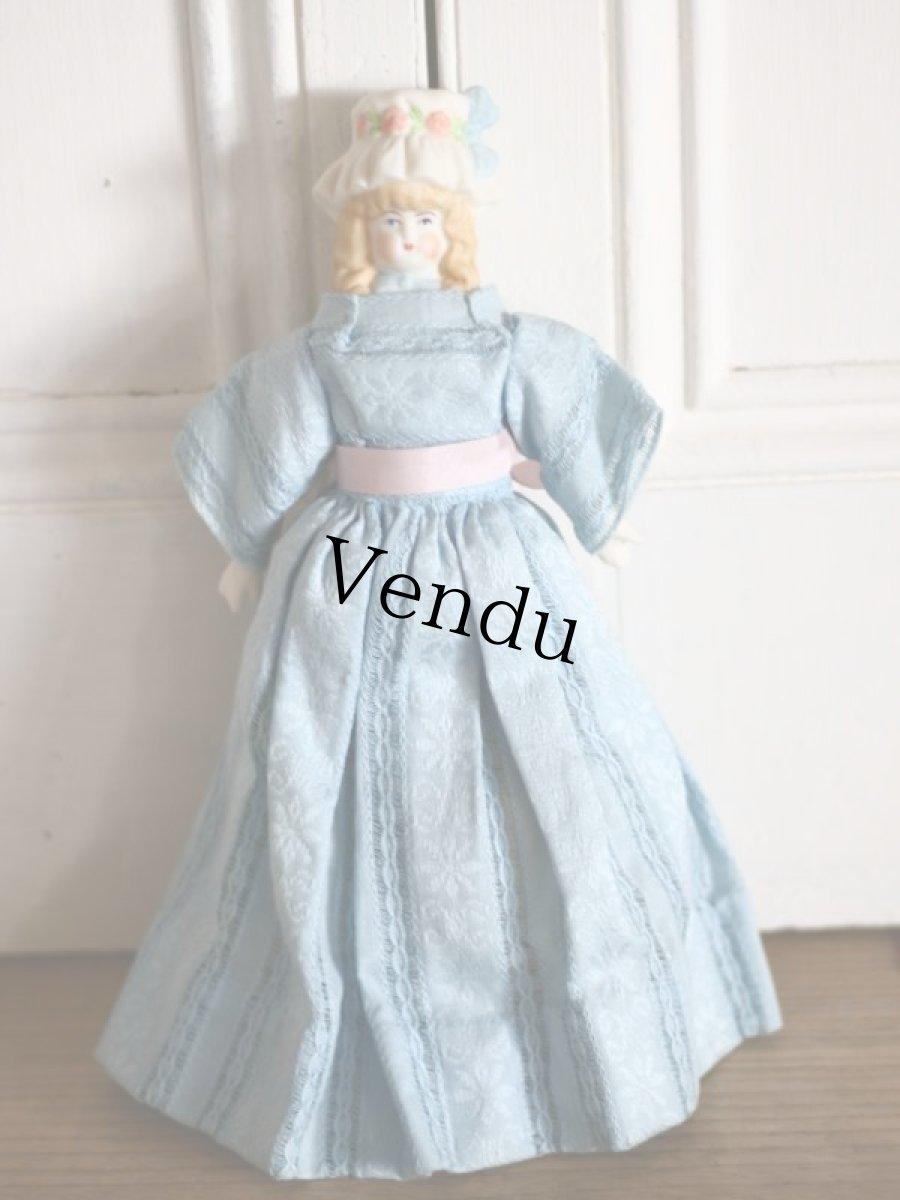画像1: China head doll / Germany (1)