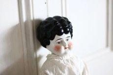画像3: Antique Old China head doll/チャイナヘッドドール/20.5in (3)