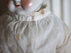 画像12: Antique Old China head doll/チャイナヘッドドール/20.5in (12)