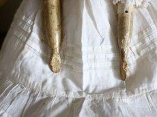 画像5: Antique Old China head doll/チャイナヘッドドール/20.5in (5)