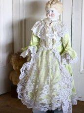 画像1: China head doll/チャイナヘッドドール/18in/47cm (1)