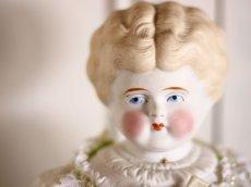 画像2: China head doll/チャイナヘッドドール/18in/47cm (2)