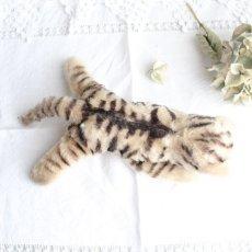 画像5: Antique Steiff Floppy Kitty#2 (5)