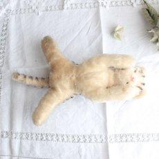 画像6: Antique Steiff Floppy Kitty#2 (6)