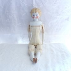 画像5: China head doll HERTWIG社 (5)