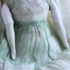 画像3: オーガンジードレスのチャイナヘッドドール EK08181801 (3)