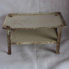 画像2: ドールハウスメタルテーブル (2)