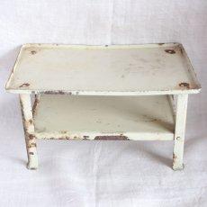 画像3: ドールハウスメタルテーブル (3)