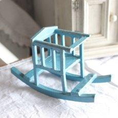 画像3: アンティークゆり椅子 (3)