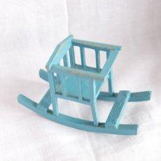 画像5: アンティークゆり椅子 (5)