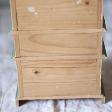 画像14: ドールハウス アンティークカップボード (14)